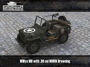 Willys MB render 2