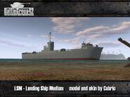 Landing Ship Medium 4