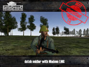 Dutch soldier 1