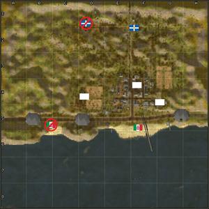4011-Kalamas Line map