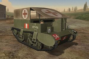Ambulance carrier canadian 1