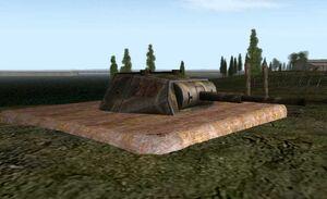 P40 turret