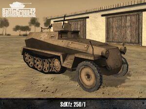 Sdkfz 250 1