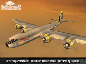 Boeing B-29 Superfortress 1
