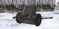 45mm anti-tank gun M1937 (53-K)
