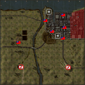 3712-Fall of Nanking map