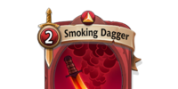 Smoking Dagger