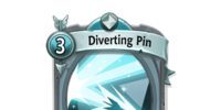 Diverting Pin