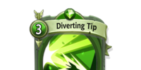 Diverting Tip