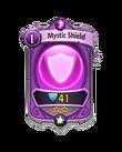 Magic 1 CARD HERO MYSTIC SHIELD MIN