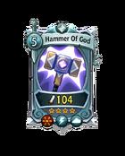 Might - SuperRare - Hammer Of God