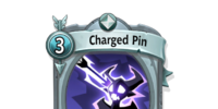 Charged Pin