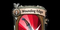 Wounding Edge