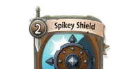 Spikey Shield