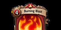 Burning Blast