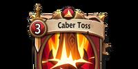 Caber Toss