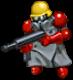 Shocktrooper grey front