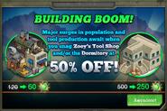 Building Boom