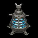 Deco bug zapper icon~ipad