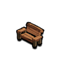 Deco-WoodenBench