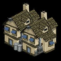 Rowhouses icon