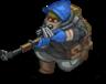 S guy sniper front
