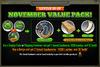 November Value Pack 20-29