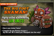 Bigfoot Shaman Promo