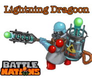 Lightning Dragoon Facebook Promo