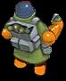 Grenadier back