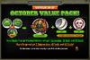 October Value Pack 30-39