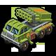 Uniticon-rocket truck