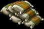 S sandbags front