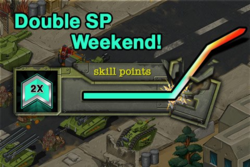 Double SP Weekend