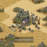 Ancient Laboratory Exterior
