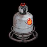 Deco propane tank icon~ipad