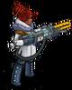 Hero cast cassidy railgun