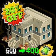 Comp civHouse dormitory icon 20off