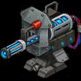 Veh ign turret laser front