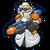 S scientist icon