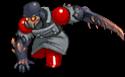 S trooper zombie ninja d front