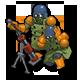 Uniticon-mortar team