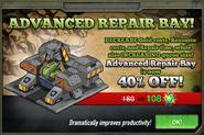 Adv Repair Bay Sale