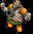 S trooper zombie cannon icon