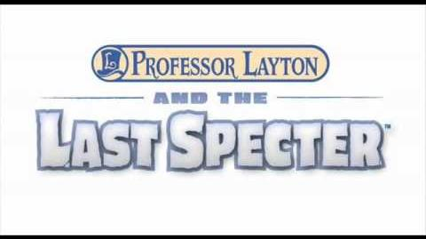 Professor Layton and the Last Specter - Black Market