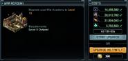 Level 13 war academy