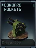 Bombard Rockets II
