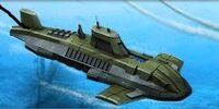 Predator Submarine