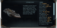 Lightning Carrier