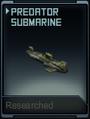 Predator Sub